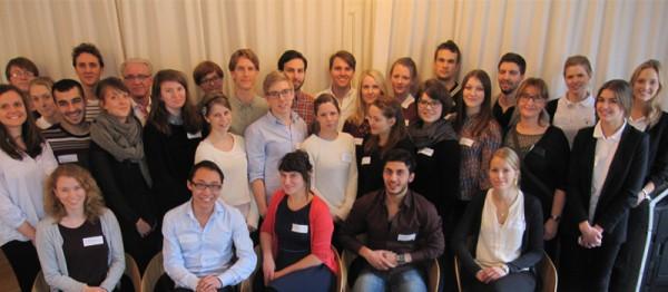 25 nya läkarstudenter till Insamlingsstiftelsen Choice