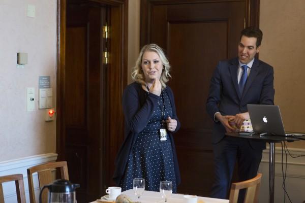 Lena Hallengren, Politiker